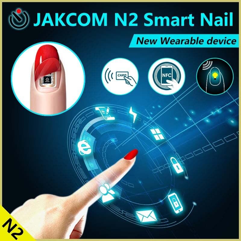 Jakcom N2 Smart Nail Nieuw product van polsbandjes als vibrerende pols-wekker 37 graden verandering Engelse taal voor