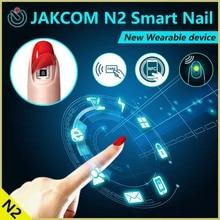 Jakcom N2 Smart ногтей новый продукт Напульсники как вибрирует запястье будильник 37 градусов изменить Английская литература
