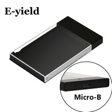2TB Cellular HDD Enclosure Case USB three.zero to SATA HDD Exhausting Drive Exterior Enclosure Case with out screws For Home windows/Mac