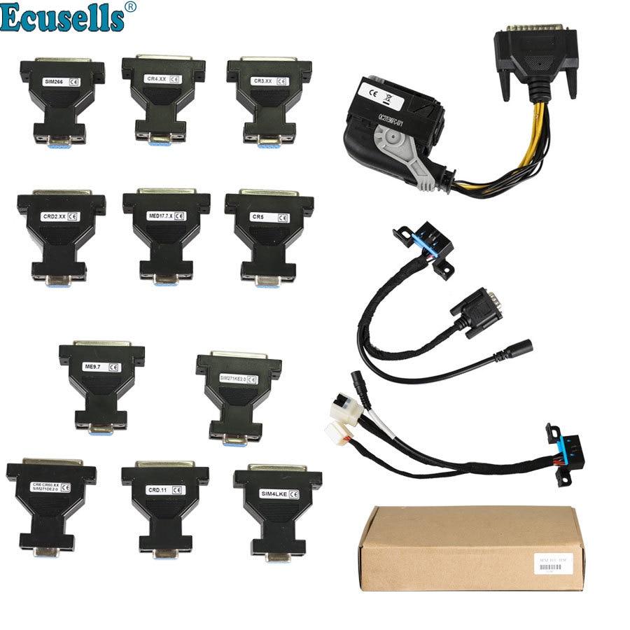 For Mercedes Benz ECU Test Adapter Work With VVDI MB Tool KESS V2 KTAG NEC PRO57