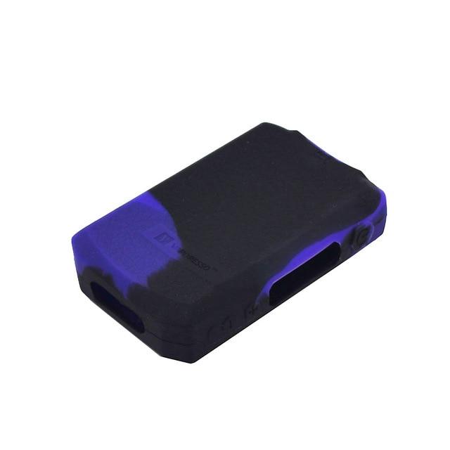 Vaporéso Tarot 200W VTC boîte mod coque en silicone manchon housse enveloppe de peau mod bouclier ajustement vaporéso Tarot 200W VTC Mod
