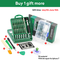 LAOA 32 In 1 Multifunction High Pricise Screwdriver Set Iphone Cellphone Laptop Tool Set
