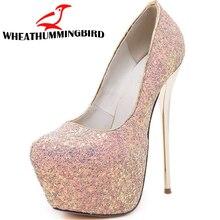 Ultra Stiletto High Heels 16CM