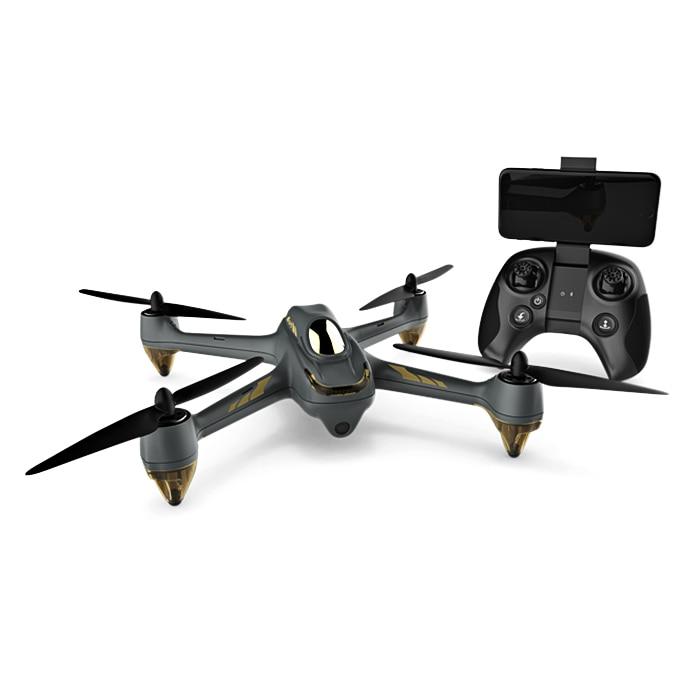 HUBSAN H501M X4 GPS Brushless RC Drone RTF FPV Wi-fi 1280x720 p/Waypoints/Follow Me Mode