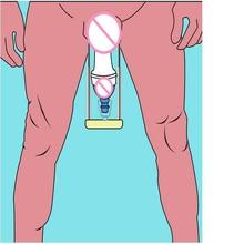 Эффективный мастер Pro удлинитель мужской растягиватель для увеличения мужчин t система пениса вакуумный насос силиконовый рукав сексуальные продукты для мужчин