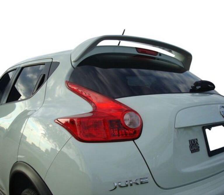 JIOYNG ABS PRIMER CAR REAR TRUNK LID AERO WING SPOILER FOR Nissan JUKE 2011 2012 2013 2014 2015 FAST BY EMS OEM STYLE