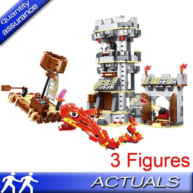Wange 54041 Kompatibel Mit Lego Fluch Der Karibik Kraken Angriff In