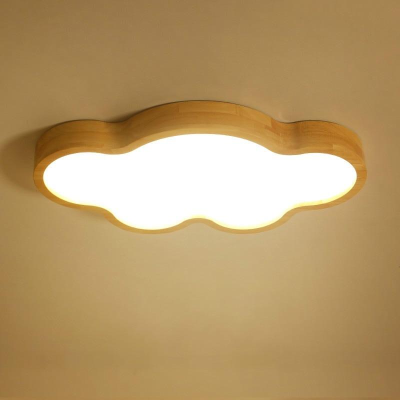 Licht & Beleuchtung Nordic Holz Wohnzimmer Lampen Warmes Schlafzimmer Deckenleuchten Sind Einfache Holz Japanischen Studie Kleines Wohnzimmer Lampen Ya72623 Deckenleuchten & Lüfter