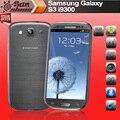 """Оригинальный Samsung Galaxy S3 i9300 i9305 Мобильный Телефон 3 Г и 4 Г Сеть 4.8 """"8MP GPS Wi-Fi Quad Core Восстановленное Смартфон Сотовый Телефон"""