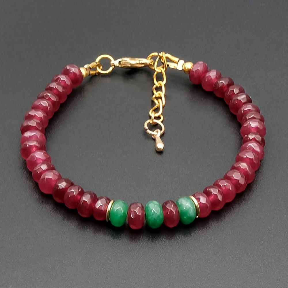 Vintage klasični nakit od prirodnog kamena ručno izrađen - Modni nakit - Foto 2