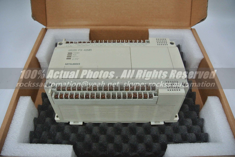 FX-48MR-ES Used In Good Condition With Free DHL / EMS  цены