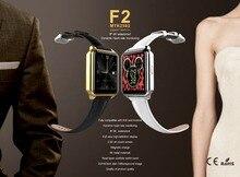 2016ใหม่F2สมาร์ทนาฬิกาmtk2505เข้ากันได้สำหรับIphone/Androidโทรศัพท์IP67กันน้ำs mart w atchที่มีการตรวจสอบอัตราการเต้นหัวใจออกกำลังกาย