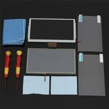 Замена ЖК-дисплей Дисплей Touch HD Экран Дисплей с 2 шт. защитный Плёнки + Инструменты Для Nintendo для Wii U геймпад Ремонт Наборы для ухода за кожей