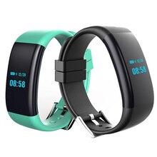 DF30 Умный Браслет band Bluetooth 4.0 Сердечного Ритма Артериального Давления/Монитор Кислорода Браслет IP68 Водонепроницаемый Smartband P30