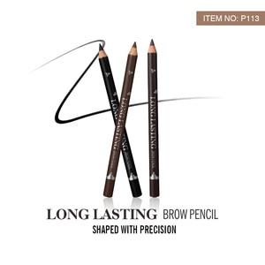 Image 3 - MENOW P113 12Pcs Eyeliner Pencil for Women Waterproof Sweatproof lasting Eyebrow Eye Liner Pencils Makeup Tools Easy to color