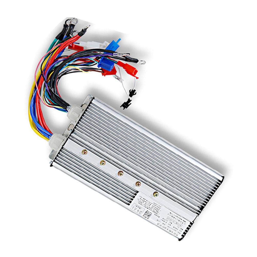 48V/60V/72V 2000W brushless E-bike controller 24mos 60A for Electric Bike/trycycle/E-Scooter/Motorcycle/bldc motor Controller
