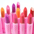 Beautiful lipstick lip rouge lip stick women pinkdop