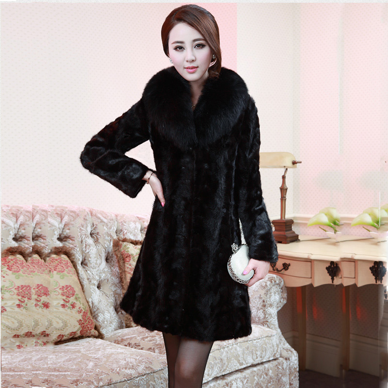 Online Get Cheap Ladies Long Fur Coats -Aliexpress.com | Alibaba Group