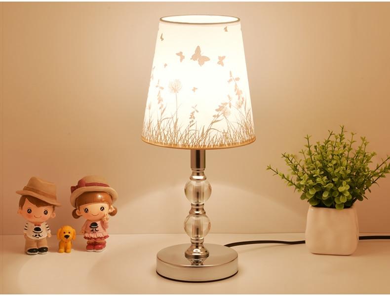 de cabeceira nordic lâmpada de mesa quarto
