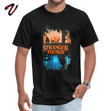 STRANGER THINGS Graphic Men T Shirts Round Neck Short South Side Serpents Hiphop Tops Shirt Normal Top T-shirts Quality