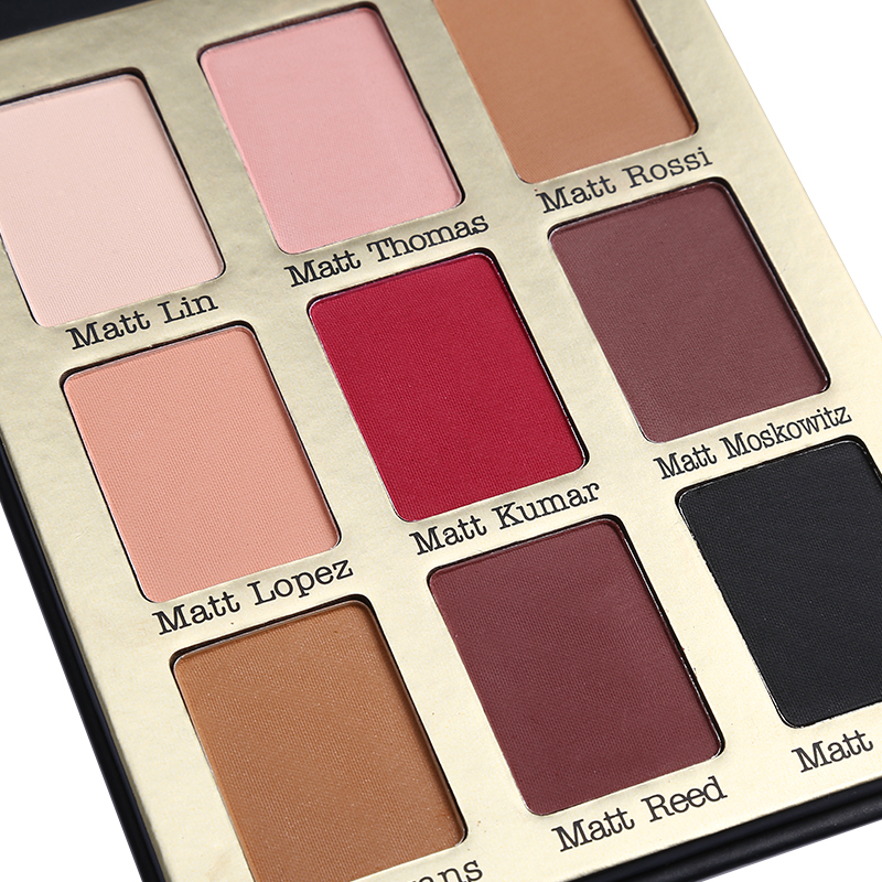The nude mattes eyeshadow palette photos 70