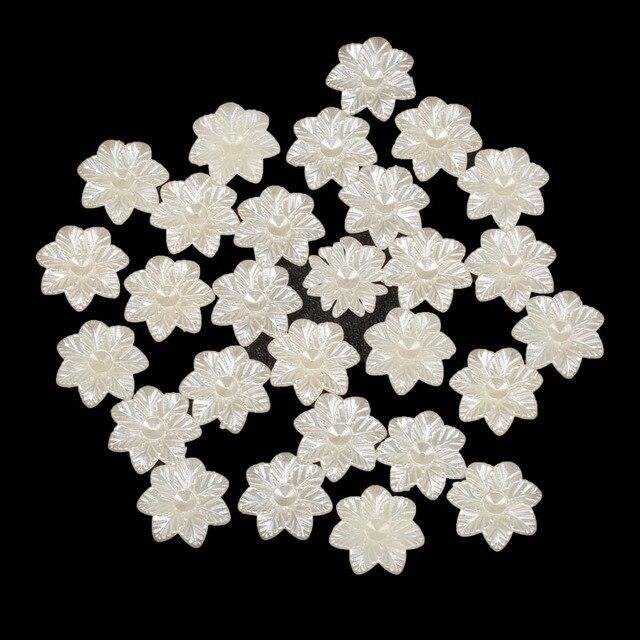 Купить бусины из абс пластика для бижутерии имитация жемчуга в виде