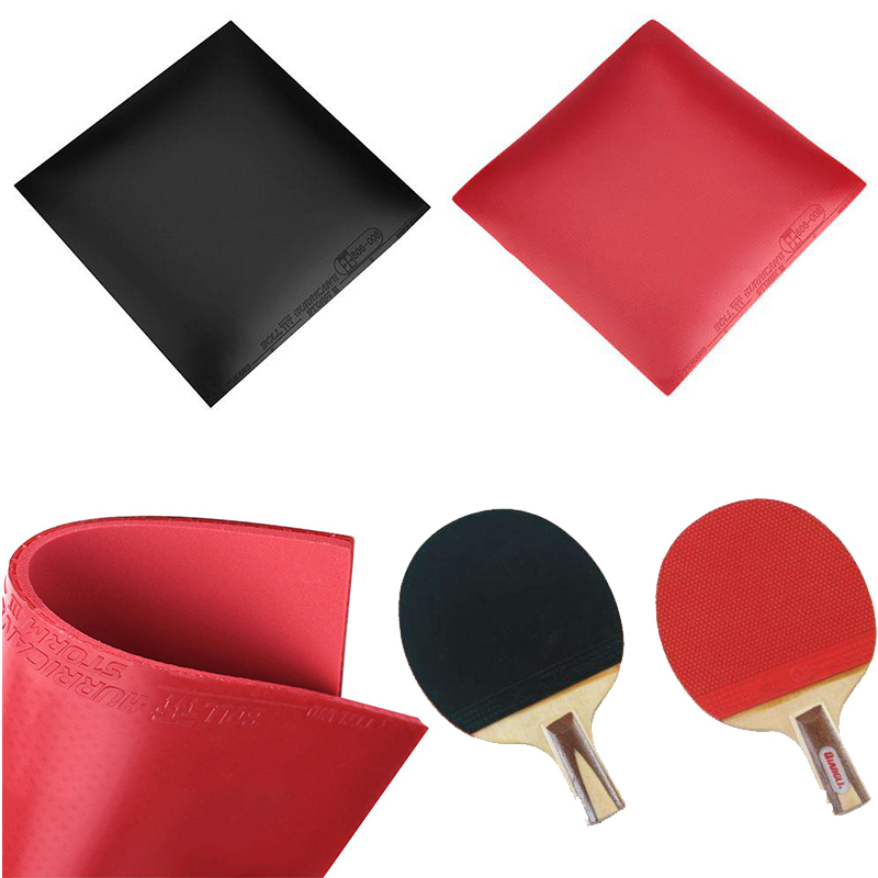 1pcs Table Tennis Racket Pad Table Tennis Bat Anti-adhesive Rubber Indoor Sports Gym Gadget Portable Ping Pong Racket