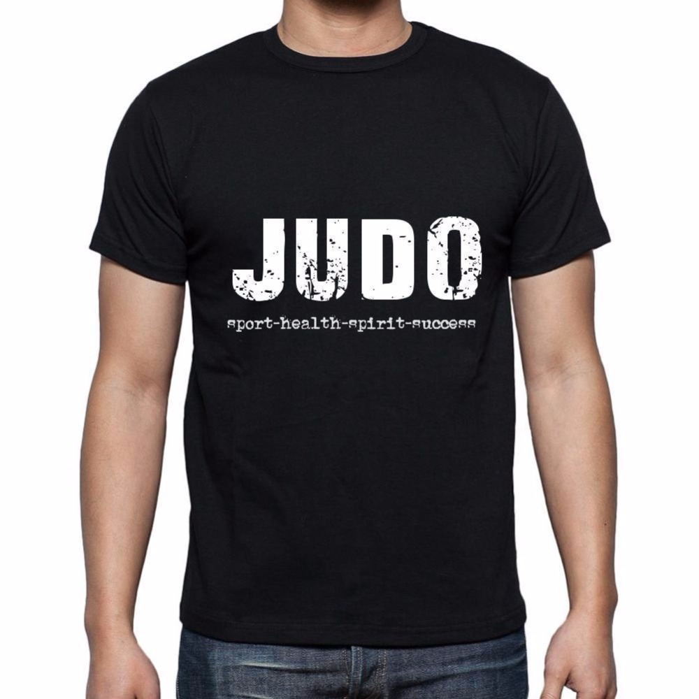 Best Selling T Shirts 2019 Men 2019 Brand Clothing Tees Casual Male Best Selling T Shirt Judo