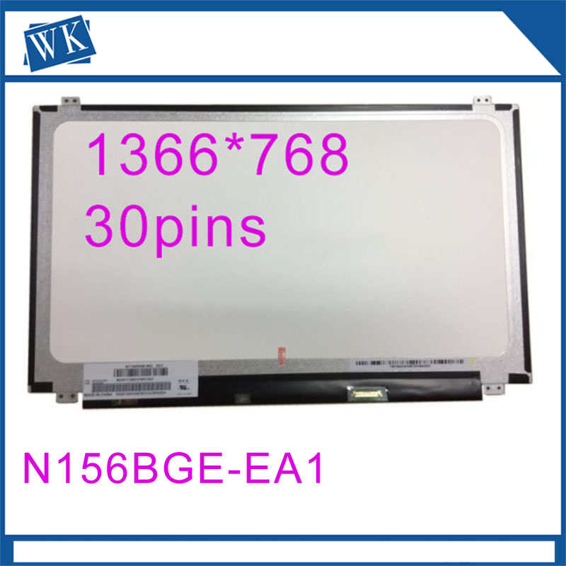 15.6 slim LED laptop screen30Pins N156BGE-EA1 EB1 LTN156AT37 W01 NT156WHM-N12 LP156WHB TPA1 B156XW04 V.8 V.715.6 slim LED laptop screen30Pins N156BGE-EA1 EB1 LTN156AT37 W01 NT156WHM-N12 LP156WHB TPA1 B156XW04 V.8 V.7