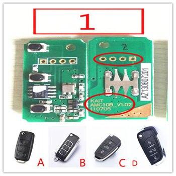 Chave remota do carro, carro Modificado de controle remoto chave para Geely Emgrand EC7 EC715 EC718 Emgrand7 E7, emgrand7-RV EC7-RV EC715-RV EC718