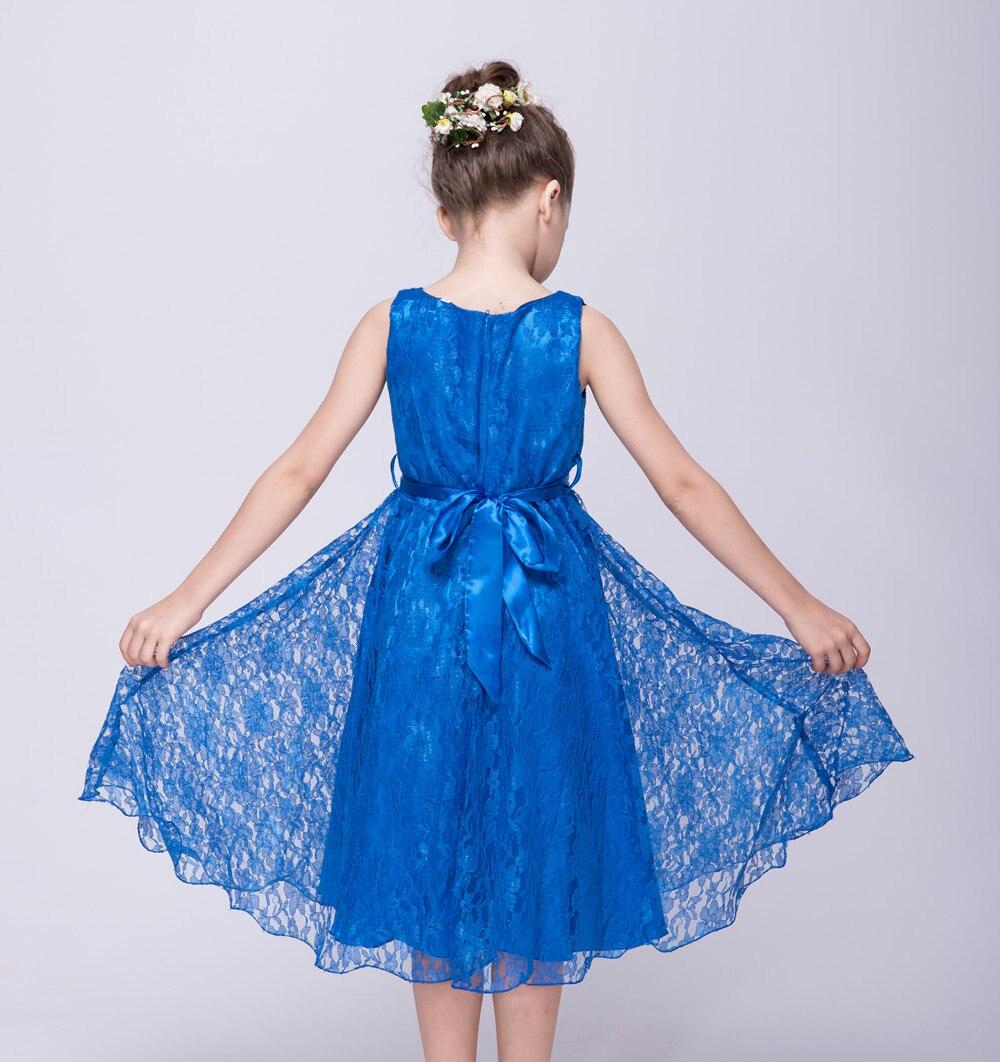 Children Dress Mesh Gown 27