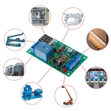 цена на DC 12V Delay Relay Delay Turn off Switch Module with Led Timer