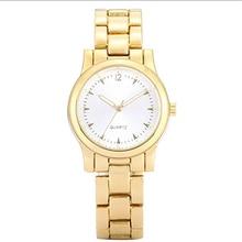 Женские наручные часы 2018 Элитный бренд женские кварцевые полный женское из нержавеющей стали часы наручные