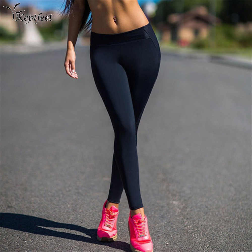 7157c096c4 Detail Feedback Questions about Lady Yoga Pants Workout Running ...