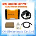 Hot! V5.00.8 R3/R2 New VCI MVD No Bluetooth Multi Vehicle Diag MVDdiag better than TCS CDP Pro Multidiag pro V5.008 MVDIAG