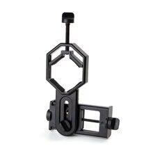 Universal Cell Phone Adapter Mount Compatible Binocular Monocular Spotting Scope Telescope Gift Bluetooth Remote Shutter