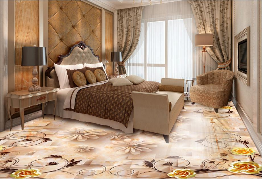 Online buy wholesale decorative vinyl flooring from china for Home decor vinyl flooring