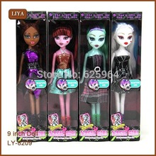New Fashion Dolls / Monster Toys Doll for Girls / High Quality Toy Gift for Children / 30cm Hight Classic Toys