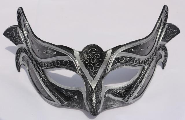 Vintage Prom Masks