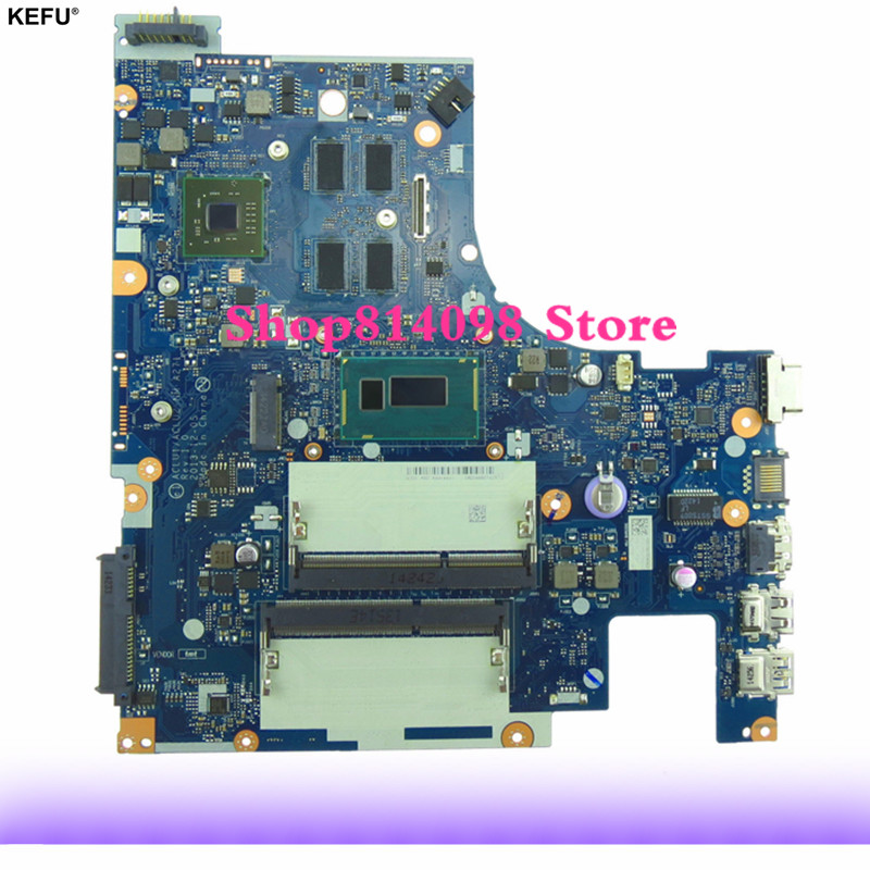 3558U Processor ACLUA/ACLUB NM-A271 Main Board With 2GB video card Fit For Lenovo G50-70 Laptop Motherboard