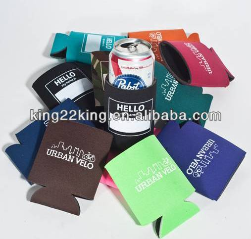 Stubby cooler pack custom wine beer cooler bag