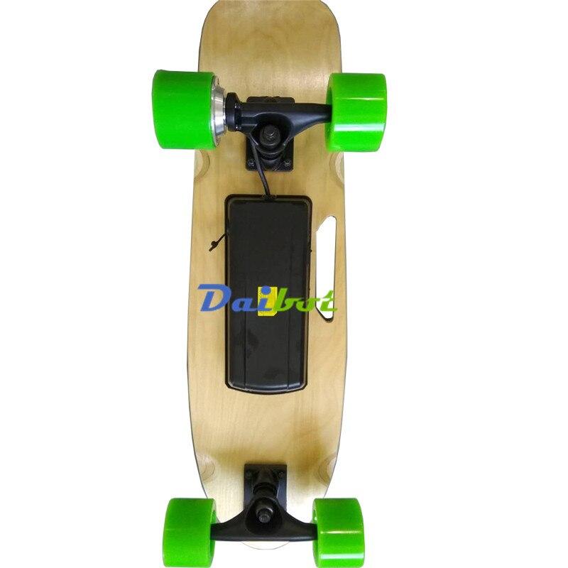 Жаңа 4 дөңгелегі электрлі борттық - Роликтер, скейтбордтар және скутерлер - фото 2