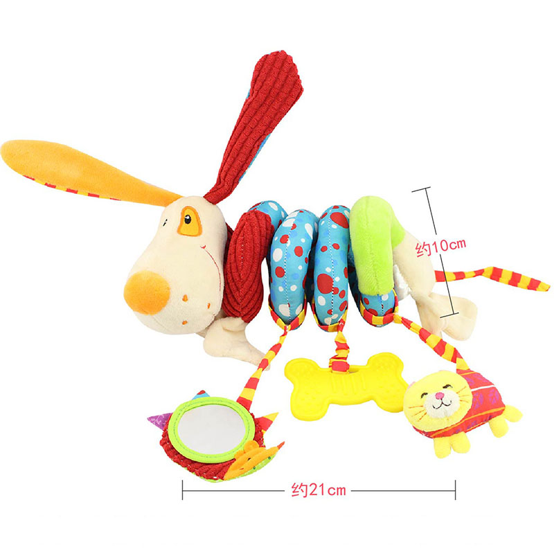 Hot Sale Free Shipping New 2015 Mamas& Papas Cot Hanging Toy Baby Rattle Toy Soft Plush Rabbit Musical Mobile Products Babies Infant Baby & Toddler Toys