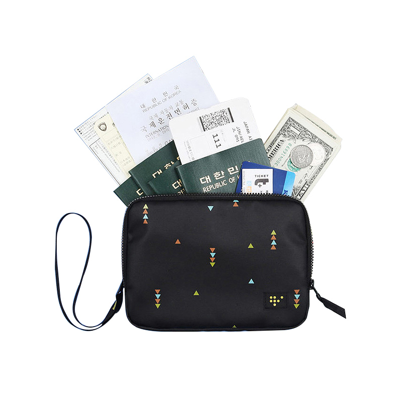 Cute Travel Passport Cover ID Credit Card Storage Holder Women's Boarding Wallets Trip Money Purse Bag Pouch Accessories Supply 3d skull floral pu leather passport cover wallet travel function credit card package id holder storage money organizer clutch