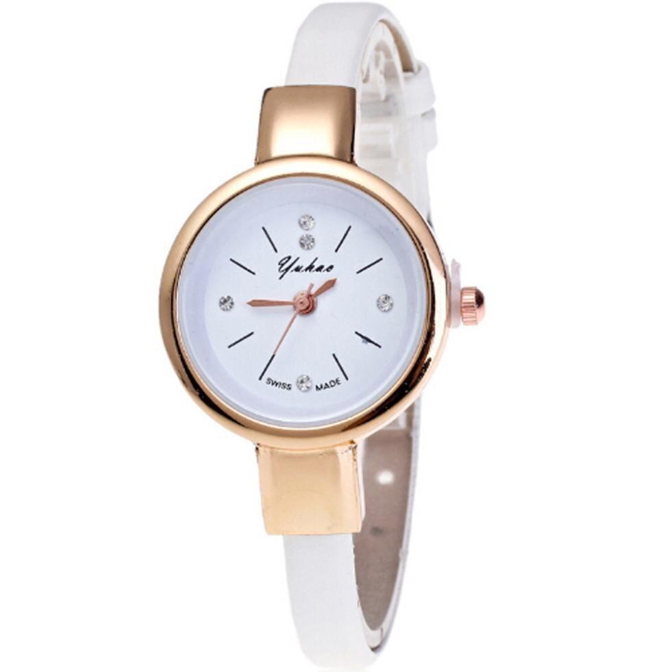 Girls fashion bracelets new Minimalist Retro Woman Strap Luxury Watches Travel Souvenir female Birthday Gifts wrist watch A75