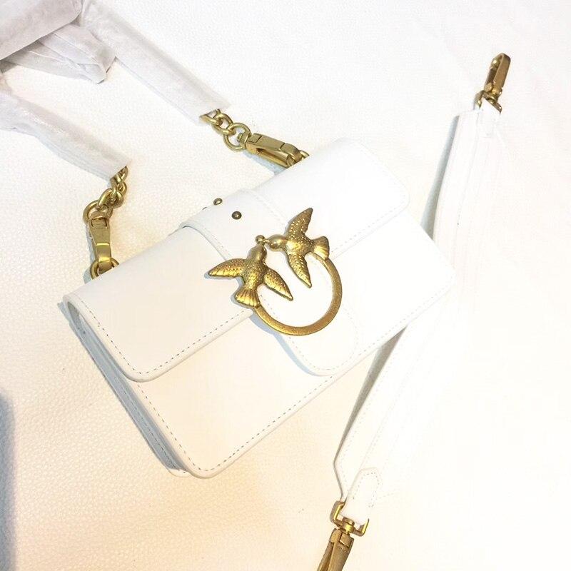 designer genuine Leather Handbags Women Messenger White Bags Crossbody Bag Fashion Swallow Bags Famous brand Woman Ladies totes woman handbag 3 sets famous brand pu leather totes composite bag crossbody bags for women messenger bags ladies gray hand bag