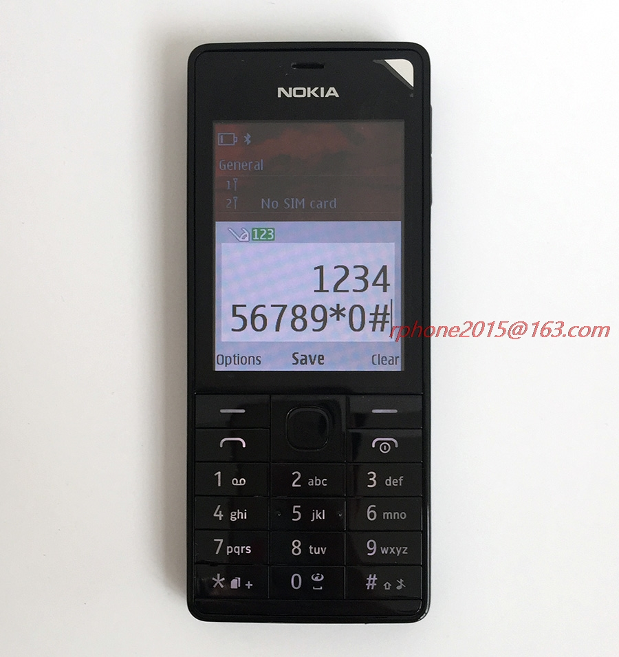 Refurbished Original NOKIA 515 5MP 2 4 Single Dual Sim Card Mobile Phone Unlocked