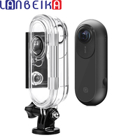 45m Waterproof Housing for Insta360 One Underwater Protective Shell Transparent Diving Case For Insta 360 One VR Sport Camera