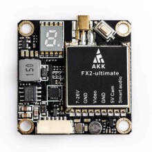 AKK FX2-ultimate 5.8GHz VTX Support OSD Configuring Upgraded Long Range Version(United States)