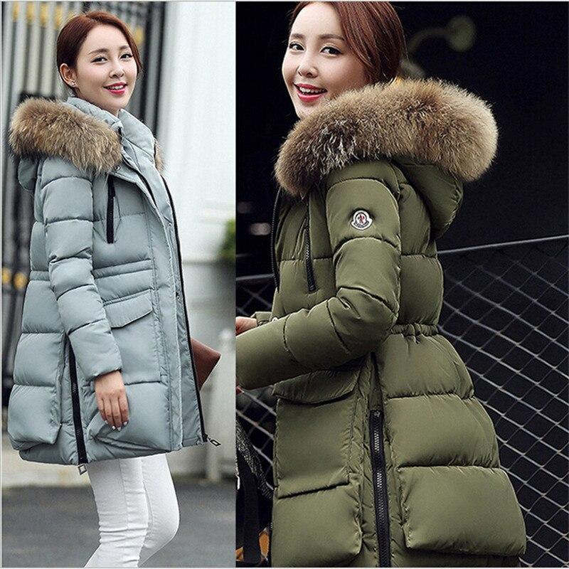 sélection premium réel classé marque célèbre € 45.4 15% de réduction|Femmes manteau d'hiver femmes vestes et manteaux  pour femmes Parka Femme Parka militaire femmes Xl Long manteau parc ...
